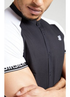 SikSilk S/S Oxford Raglan Tech Shirt